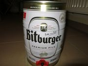5 l Fass Bitburger Premium
