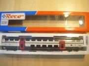 Roco 45462 Doppelstock Personenwagen SBB