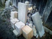 Mauersteine Konvult aus Mauer und