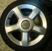 Audi A3- A4- A6-Felgen 7 5Jx17