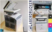 Epson Farblaserdrucker/ Scanner/