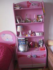 Mädchenzimmer Barbie