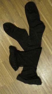 Damen-Nylon-Strümpfe - halterlos - -- Größe 9