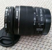 Canon-Zoom-Objektiv