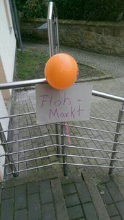 Flohmarkt Wohnung auflösung heute