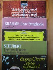53 Schallplatten Klassik