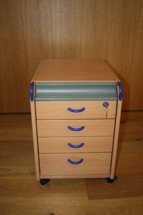 Rollcontainer der Marke Moll für Schreibtisch in Bregenz ...