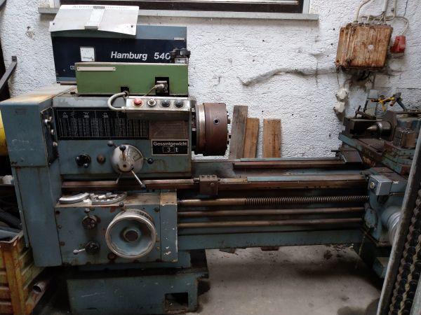 Gildemeister Hamburg 540 » Produktionsmaschinen
