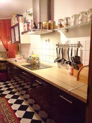 komplette Küche inkl Geräte