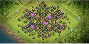 Clash of Clans Account LVL126