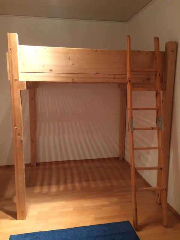 hochbett zu ankauf und verkauf anzeigen finde den billiger preis. Black Bedroom Furniture Sets. Home Design Ideas