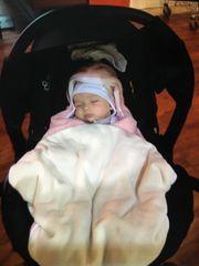 Maxi Cosi Decke Schlafsack mit