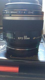 Canon 60mm Makro