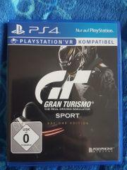 Gran Turismo Sport (