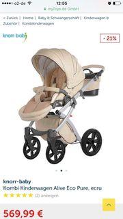 Kinderwagen Knorr- Baby