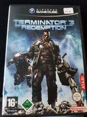 Nintendo Gamecube Terminator