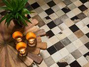 Teppich braun-beige 80 x 150
