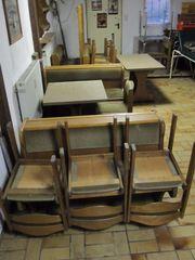 Cafe-Möbel Stühle