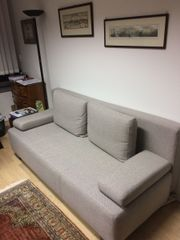Schlafcouch Stoff