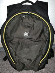 Crumpler Belly L Rucksack schwarz