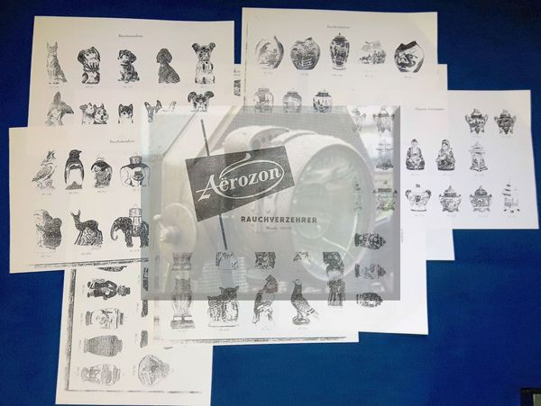 Aerozon Rauchverzehrer Katalogauszug Kopie