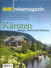 ADAC-Reisemagazine