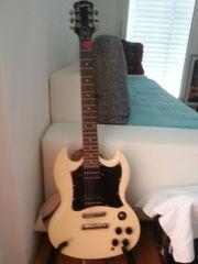 E Gitarre SG