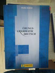 Übungsgrammatik Deutsch by Joachim Buscha
