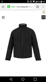 Softshell Jacket C Herrenregenjacke gr
