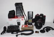 Paket kamera Canon