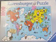 Originalverpacktes Puzzle von