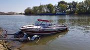 Garage Halle für Sportboot