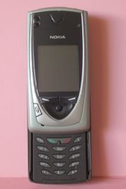 Nokia 7650 Multimedia-Handy