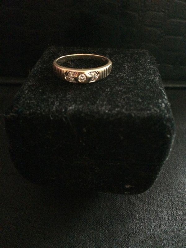 Ring Gold 585 14kt Verlobungsring Brilliant Brillantring Solitar 0