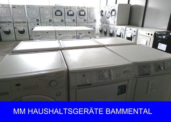 Waschmaschinen mit monaten garantie in bammental kaufen und