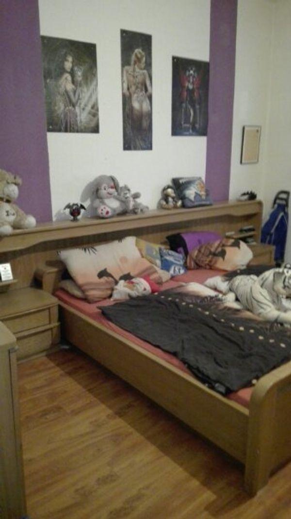 Schlafzimmer komplett Marke hülsta in Witten - Schränke, Sonstige ...