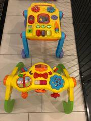 babyspielzeug set spieletisch