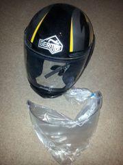 Motorradhelm Germot - Motorradausrüstung Schutzhelm Sicherheitshelm