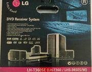 LG DVD Receiver System mit