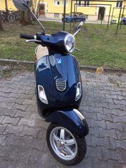 Vespa LX 50 Zweitakter - Funkelblaue