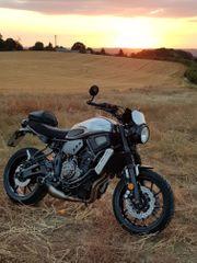 Yamaha XSR 700 Garage Metal -