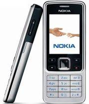 Nokia 6300 Silber