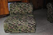 Sessel, Sitzelemente und
