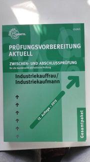 Prüfungsvorbereitung Industriekauffrau Industriekaufman