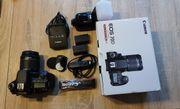 Canon 70D + EFS18-