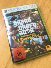 XBox Spiele -GTA