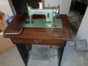 Antike Nähmaschine Gritzner Stucky