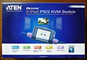 KVM Switch Aten