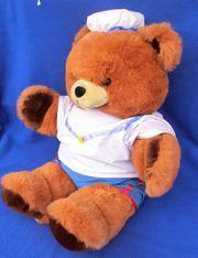 Teddy Bruno sucht ein neues