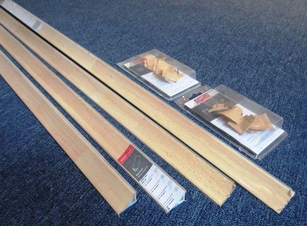 Wandabschlussleisten Für Arbeitsplatte Küche Getalit 8,4M + 2X